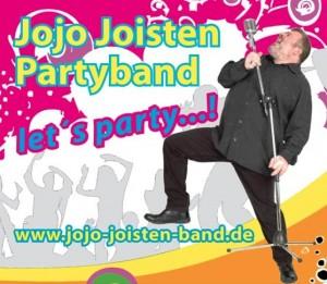 Jojo Joisten Band Bild
